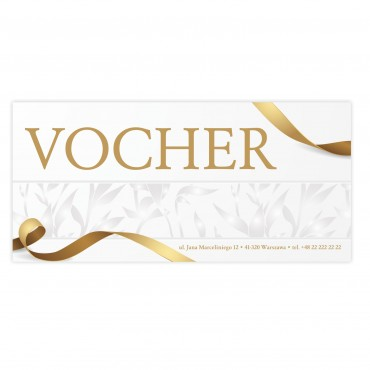 Voucher standard - Projekt V54