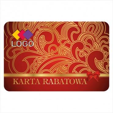Karta rabatowa - Projekt K01