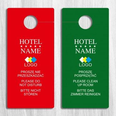 Zawieszki hotelowe NR4 101x216mm