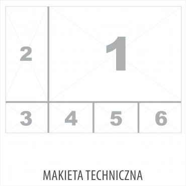 Pocztówki - Projekt 08