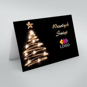 Kartki świąteczne dla firm STD-A6-42A