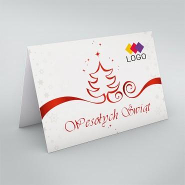 Kartki świąteczne dla firm STD-A6-44A