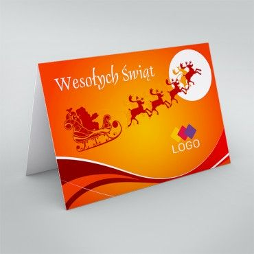 Kartki świąteczne dla firm okładka