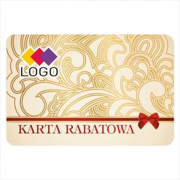 Karta rabatowa - Projekt K02