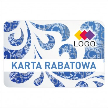 Karta rabatowa - Projekt K03