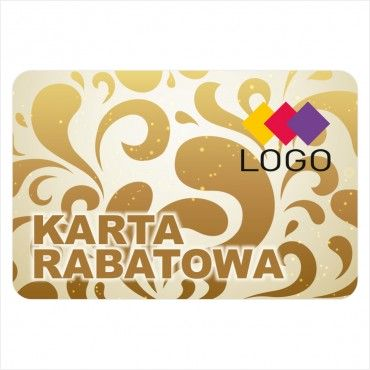 Karta rabatowa - Projekt K04