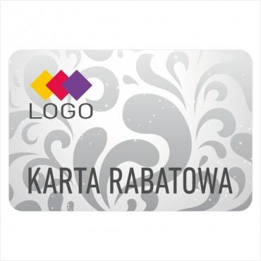 Karta rabatowa - Projekt K05