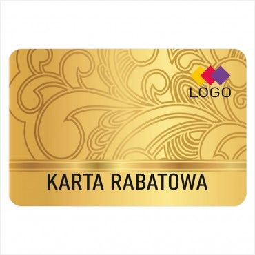 Karta rabatowa - Projekt K06