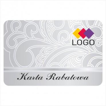 Karta rabatowa - Projekt K07