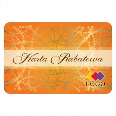 Karta rabatowa - Projekt K08