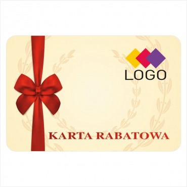 Karta rabatowa - Projekt K09