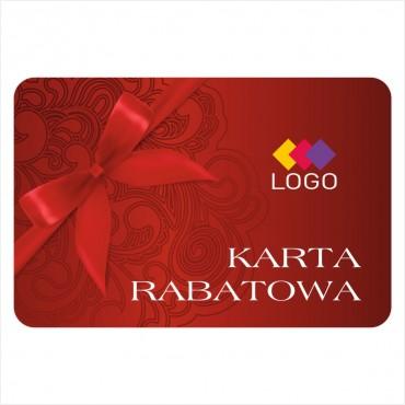 Karta rabatowa - Projekt K10