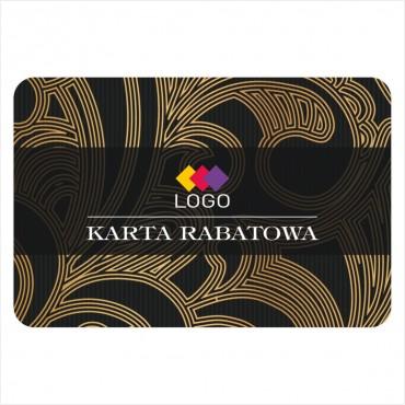 Karta rabatowa - Projekt K11