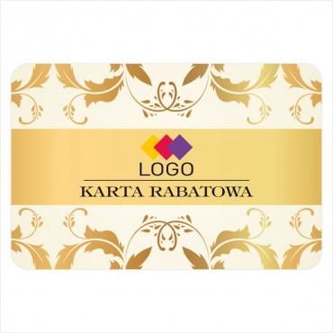 Karta rabatowa - Projekt K12
