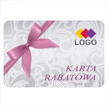 Karta rabatowa - Projekt K14
