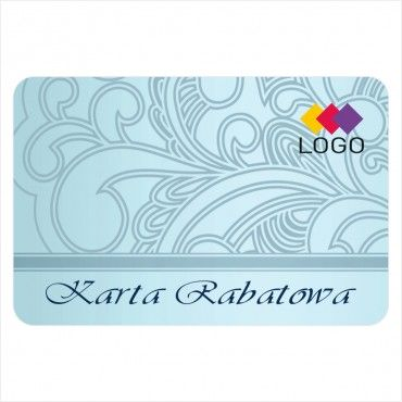 Karta rabatowa - Projekt K15
