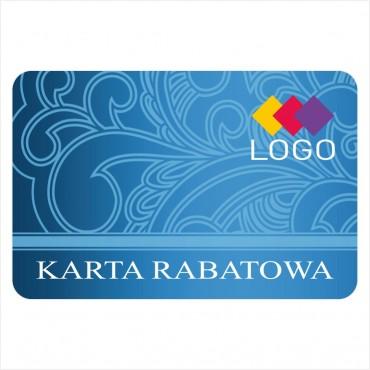 Karta rabatowa - Projekt K16