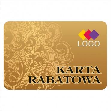 Karta rabatowa - Projekt K17