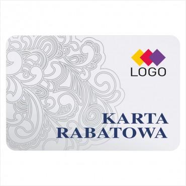 Karta rabatowa - Projekt K18