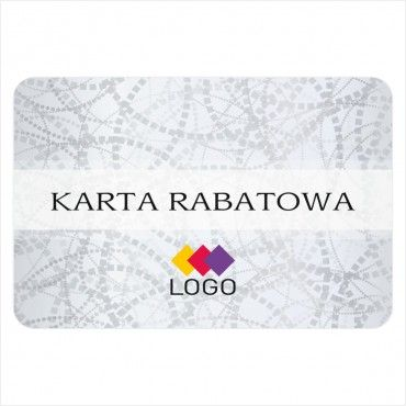 Karta rabatowa - Projekt K19