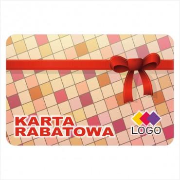 Karta rabatowa - Projekt K20