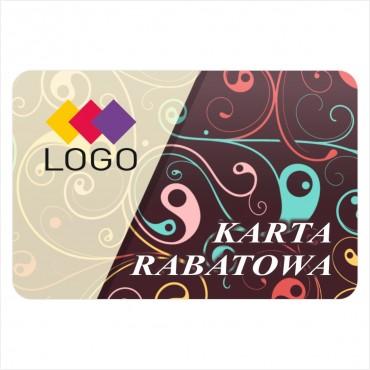 Karta rabatowa - Projekt K21