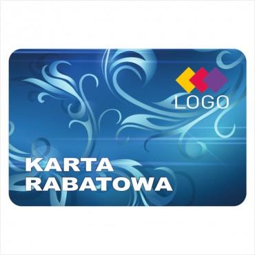 Karta rabatowa - Projekt K22