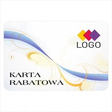 Karta rabatowa - Projekt K23