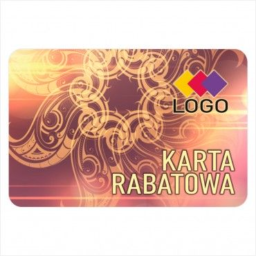 Karta rabatowa - Projekt K26