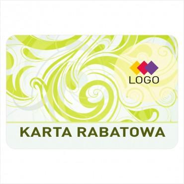 Karta rabatowa - Projekt K27