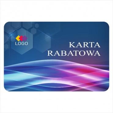 Karta rabatowa - Projekt K28