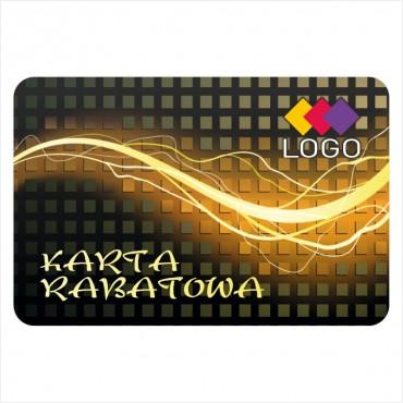 Karta rabatowa - Projekt K31