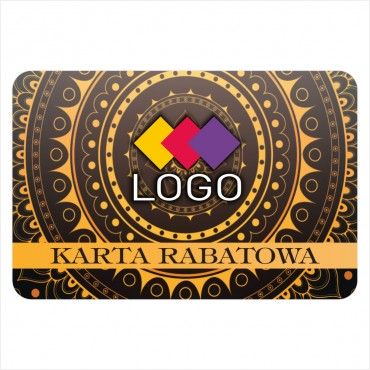 Karta rabatowa - Projekt K35