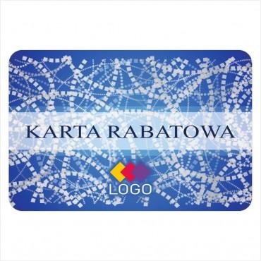 Karta rabatowa - Projekt K36