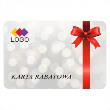 Karta rabatowa - Projekt K39