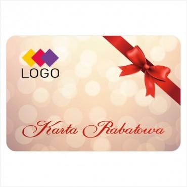 Karta rabatowa - Projekt K40