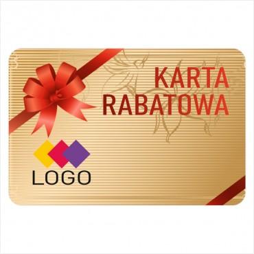 Karta rabatowa - Projekt K41