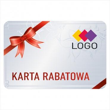 Karta rabatowa - Projekt K42