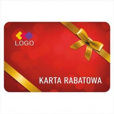 Karta rabatowa - Projekt K43