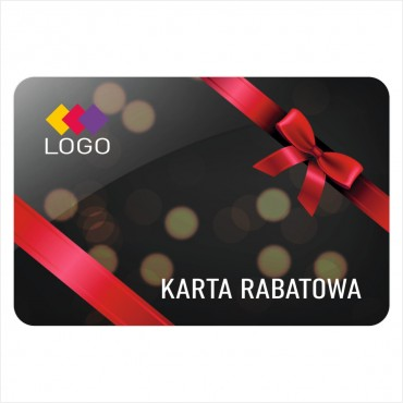 Karta rabatowa - Projekt K44