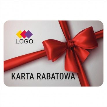 Karta rabatowa - Projekt K45