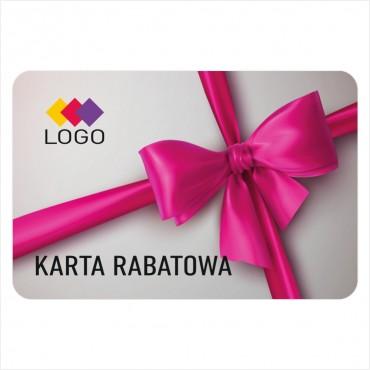 Karta rabatowa - Projekt K47