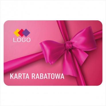 Karta rabatowa - Projekt K48