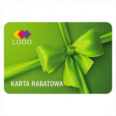Karta rabatowa - Projekt K49