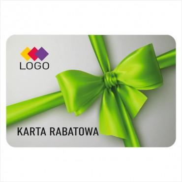 Karta rabatowa - Projekt K50