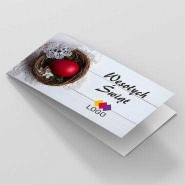 Kartki świąteczne biznesowe na wielkanoc - okładka.