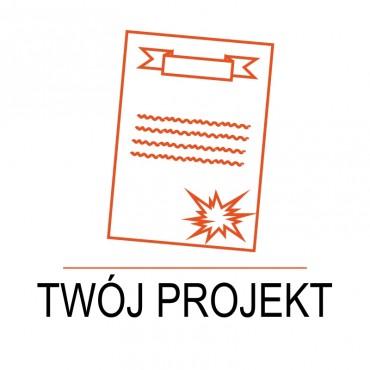 Certyfikat - projekt klienta