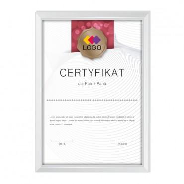 Certyfikat - projekt 31