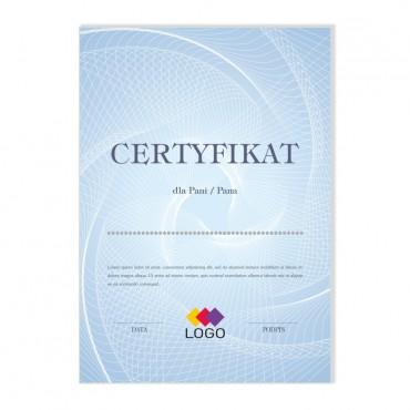 Certyfikat - projekt 42